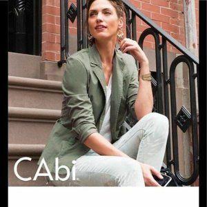 Cabi olive green jacket